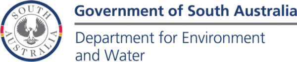 Government of South Australia - Department for Environment and Water Logo